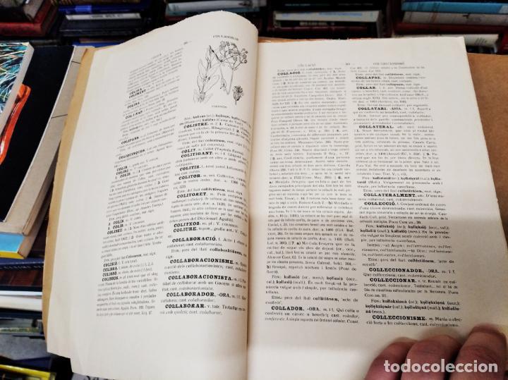 Diccionarios antiguos: IMPRESSIONANT LOT DE 7 FASCICLES DEL DICCIONARI CATALÀ - VALENCIÀ - BALEAR . 1935 - 1937 . MALLORCA - Foto 31 - 207038451