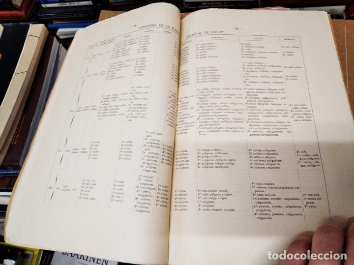 Diccionarios antiguos: IMPRESSIONANT LOT DE 7 FASCICLES DEL DICCIONARI CATALÀ - VALENCIÀ - BALEAR . 1935 - 1937 . MALLORCA - Foto 33 - 207038451