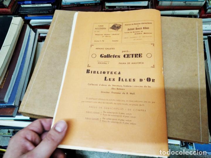Diccionarios antiguos: IMPRESSIONANT LOT DE 7 FASCICLES DEL DICCIONARI CATALÀ - VALENCIÀ - BALEAR . 1935 - 1937 . MALLORCA - Foto 46 - 207038451