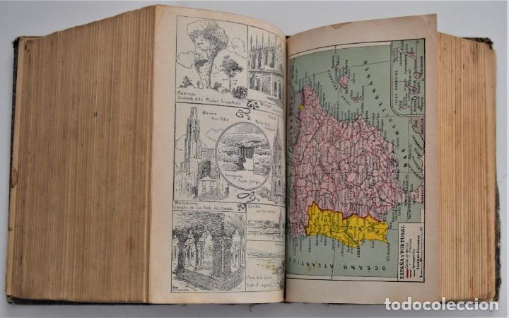 Diccionarios antiguos: DICCIONARIO ENCICLOPÉDICO ILUSTRADO - JOSÉ ALEMANY - LIMPIDA FONS - RAMÓN SOPENA, EDITOR 1932 - Foto 9 - 207305422