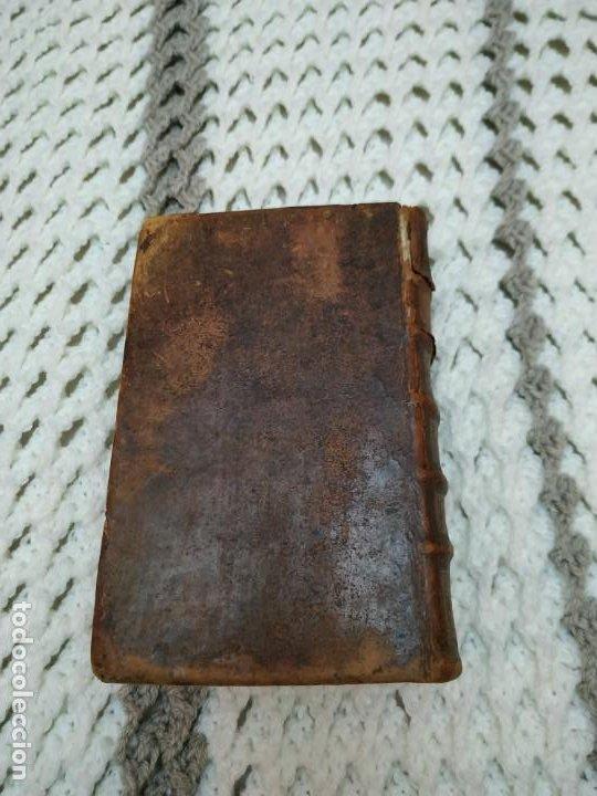 Diccionarios antiguos: 1732. Dictionarium Universale Latino Gallicum - Joannis Boudot. Firma del Autor. Muy raro - Foto 3 - 207578102