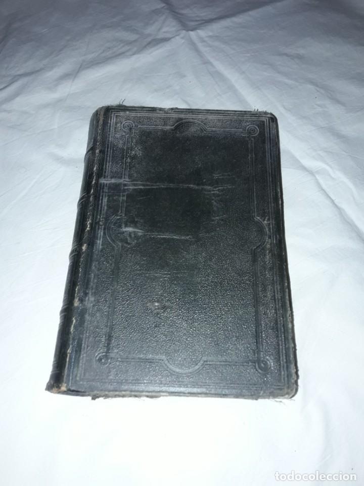 Diccionarios antiguos: F. Corona Bustamante - antiguo Diccionario Francés-Español año 1882 - Foto 7 - 207727272