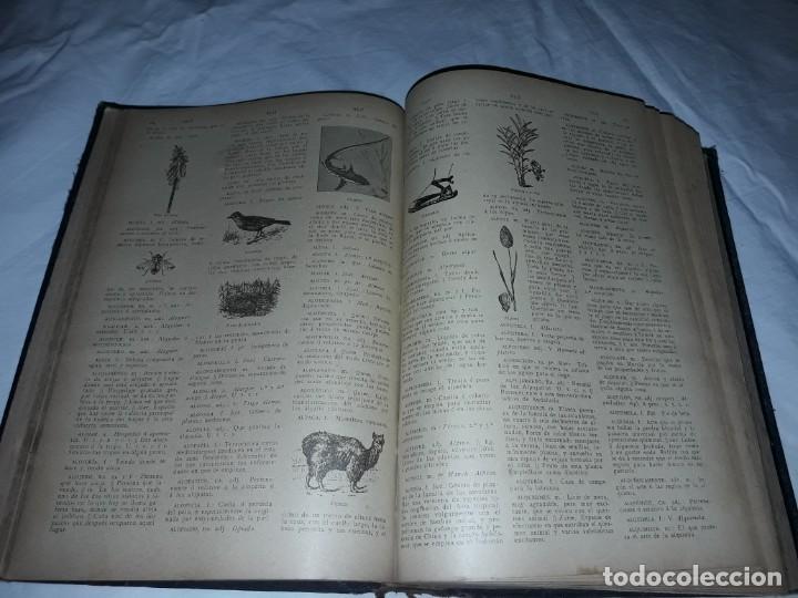 Diccionarios antiguos: Antiguo Diccionario General Lengua Castellana Antonio San de Velilla año 1906 - Foto 24 - 207729357