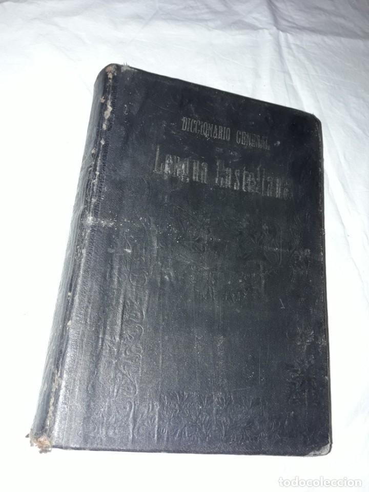 Diccionarios antiguos: Antiguo Diccionario General Lengua Castellana Antonio San de Velilla año 1906 - Foto 27 - 207729357