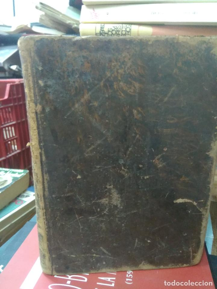 Diccionarios antiguos: Diccionarium manuale latino-hispanum. 1827. L.9309-464 - Foto 2 - 207924157