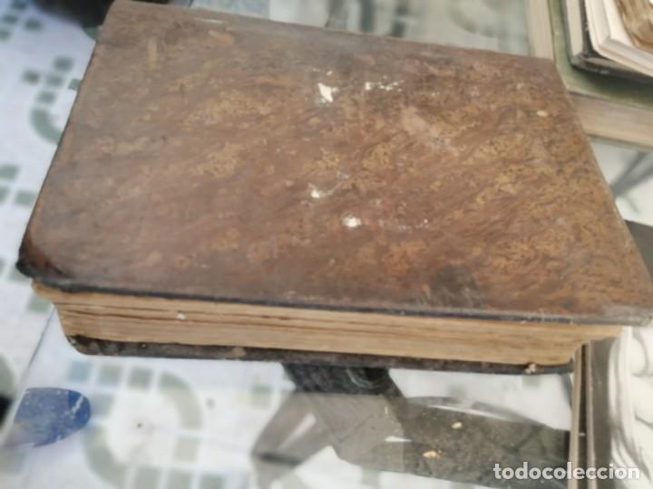 Diccionarios antiguos: Valbuena Reformado. Diccionario Latino-Español. Edición de 1872 - Foto 3 - 208971071