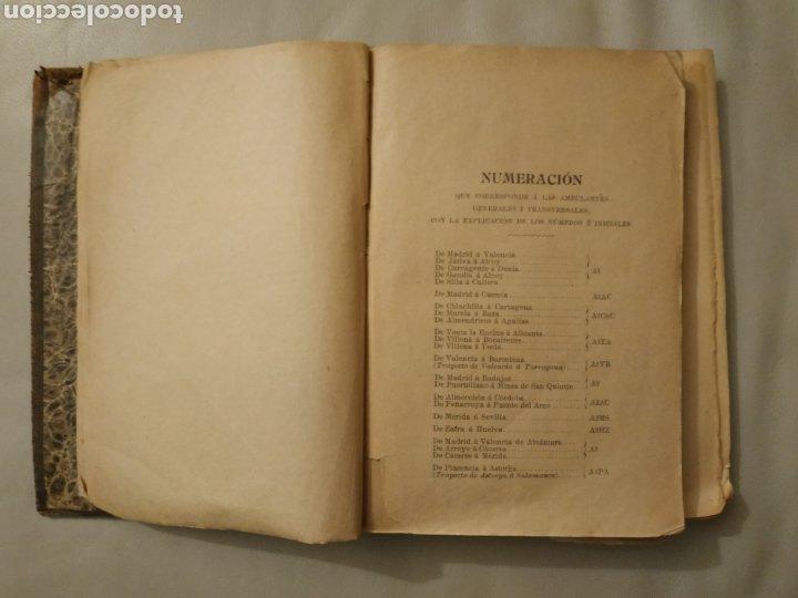 Diccionarios antiguos: Diccionario geográfico postal de España 1901-1905. Laviña - Foto 2 - 209966936