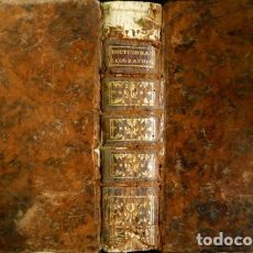Diccionarios antiguos: ECHARD, LAURENT. DICTIONNAIRE GEOGRAPHIQUE PORTATIF OU DESCRIPTION DES ROYAUMES, PROVINCES... 1759.. Lote 211665325