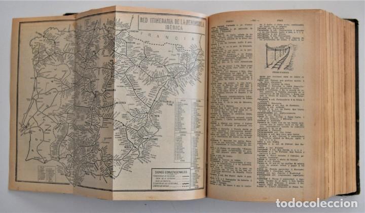 Diccionarios antiguos: NUEVO DICCIONARIO MANUAL, ILUSTRADO, DE LA LENGUA CASTELLANA - SATURNINO CALLEJA 1914 - Foto 11 - 212382680