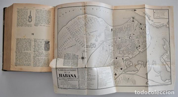 Diccionarios antiguos: NUEVO DICCIONARIO MANUAL, ILUSTRADO, DE LA LENGUA CASTELLANA - SATURNINO CALLEJA 1914 - Foto 13 - 212382680
