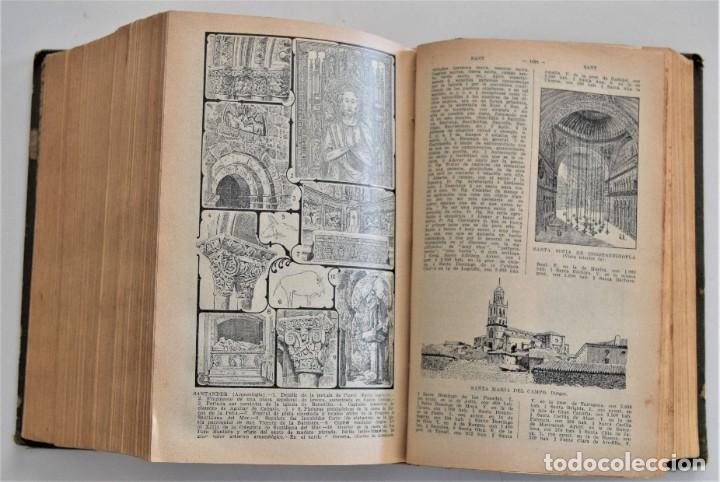 Diccionarios antiguos: NUEVO DICCIONARIO MANUAL, ILUSTRADO, DE LA LENGUA CASTELLANA - SATURNINO CALLEJA 1914 - Foto 15 - 212382680