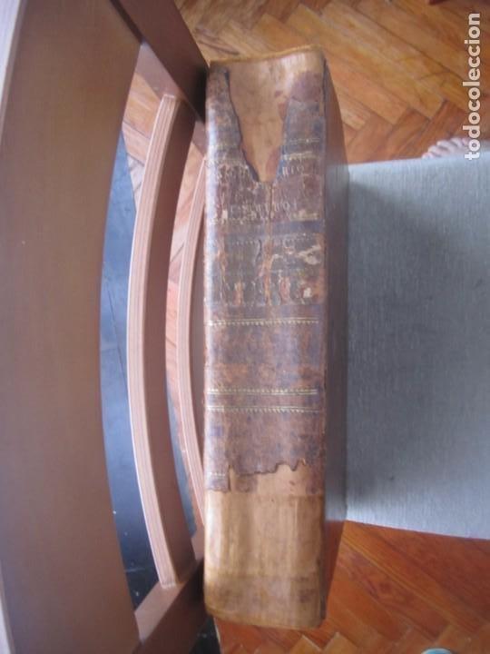 LOS TRES ALFABETOS VOCES CIENCIAS Y ARTES ESTEBAN DE TERREROS 1793 MADRID TOMO 4 (Libros Antiguos, Raros y Curiosos - Diccionarios)