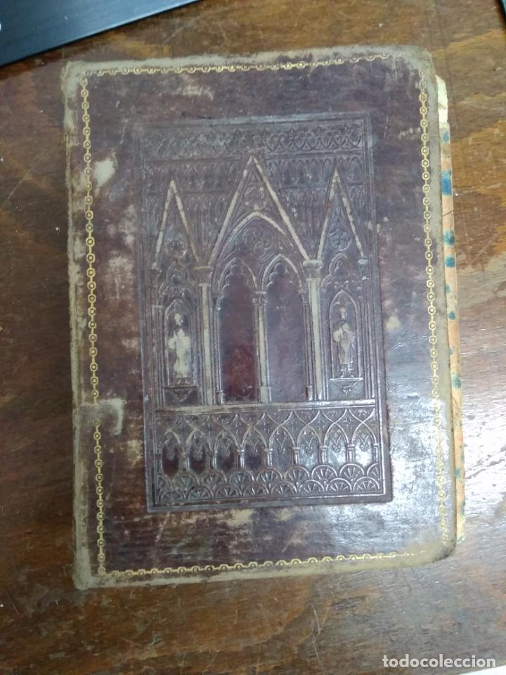 Diccionarios antiguos: Diccionario manual de la lengua castellana, D. Ramón Campuzano. 1860. L.14508-920 - Foto 3 - 214647206