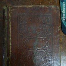Diccionarios antiguos: DICCIONARIO MANUAL DE LA LENGUA CASTELLANA, D. RAMÓN CAMPUZANO. 1857. L.14508-921. Lote 214647452