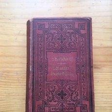Diccionarios antiguos: CORONA BUSTAMANTE, 1878 DICTIONARY SPANISH-ENGLISH. Lote 216415186