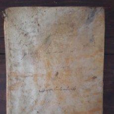 Diccionarios antiguos: COMPENDIUM LATINO-HISPANUM - PETRI DE SALAS - 1826. Lote 216730606