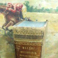 Diccionarios antiguos: CORMON & BLANC. DICCIONARIO FRANÇAIS - ESPAGNOL Y ESPAGNOL - FRANÇAIS . PAMPLONA. Lote 218231178