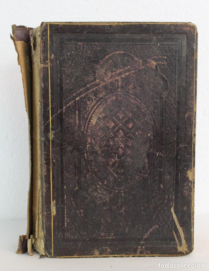 Diccionarios antiguos: DICCIONARIO LATINO-ESPAÑOL O NUEVO VALBUENA POR DON VICENTA SALVÁ, 1873. GARNIER HERMANOS - Foto 6 - 219883797