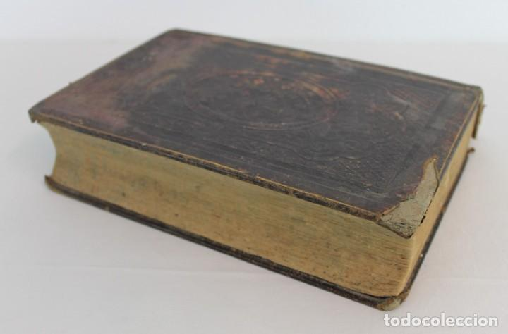 Diccionarios antiguos: DICCIONARIO LATINO-ESPAÑOL O NUEVO VALBUENA POR DON VICENTA SALVÁ, 1873. GARNIER HERMANOS - Foto 7 - 219883797