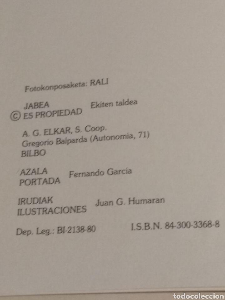 Diccionarios antiguos: Vasco - español.BI 2000 MILLA.854 pag - Foto 6 - 219905841