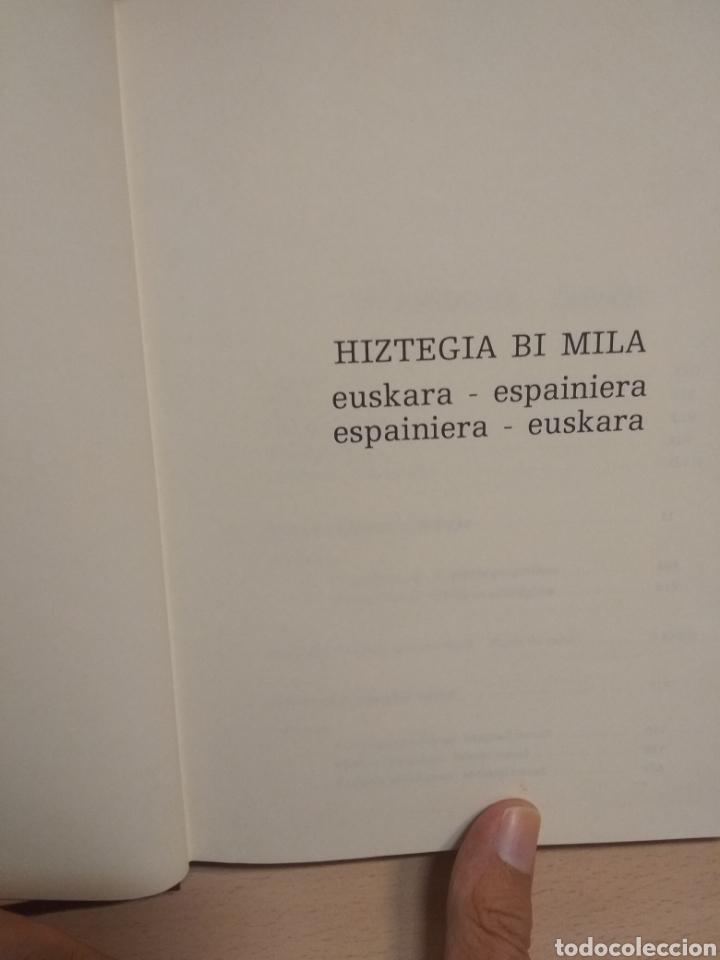 Diccionarios antiguos: Vasco - español.BI 2000 MILLA.854 pag - Foto 9 - 219905841