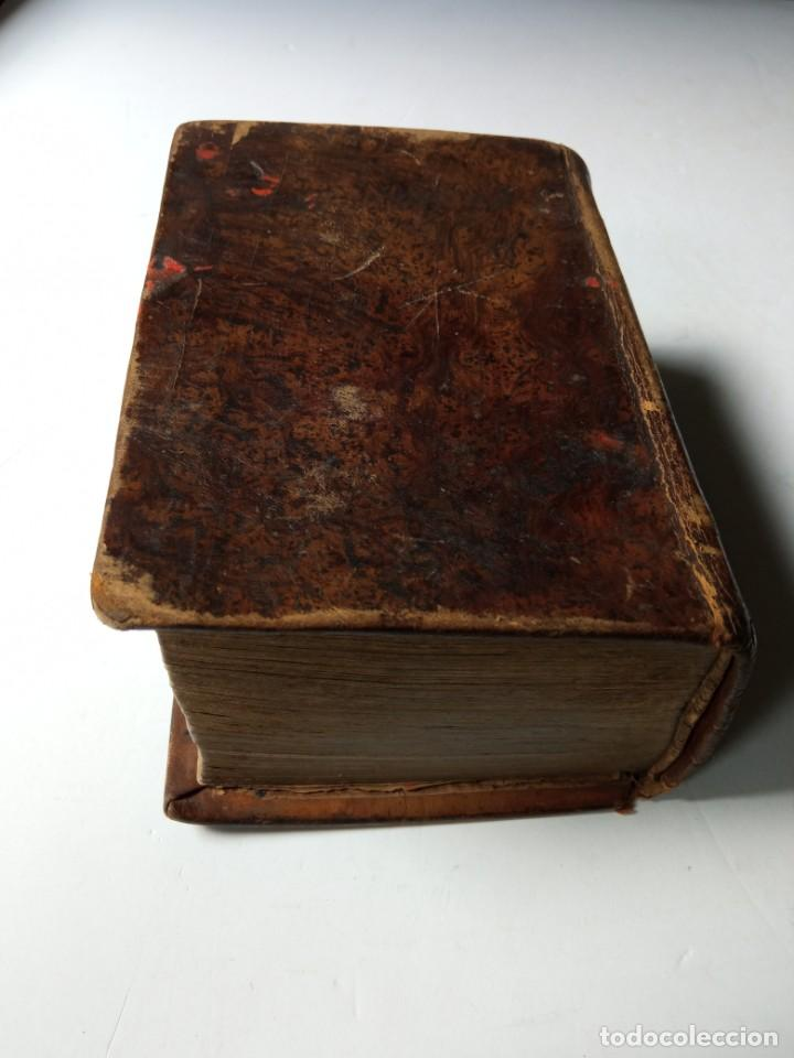 Diccionarios antiguos: ANTIGUO DICCIONARIO ESPAÑOL LATIN, LABERNIA Y ESTELLER. - Foto 2 - 220795288