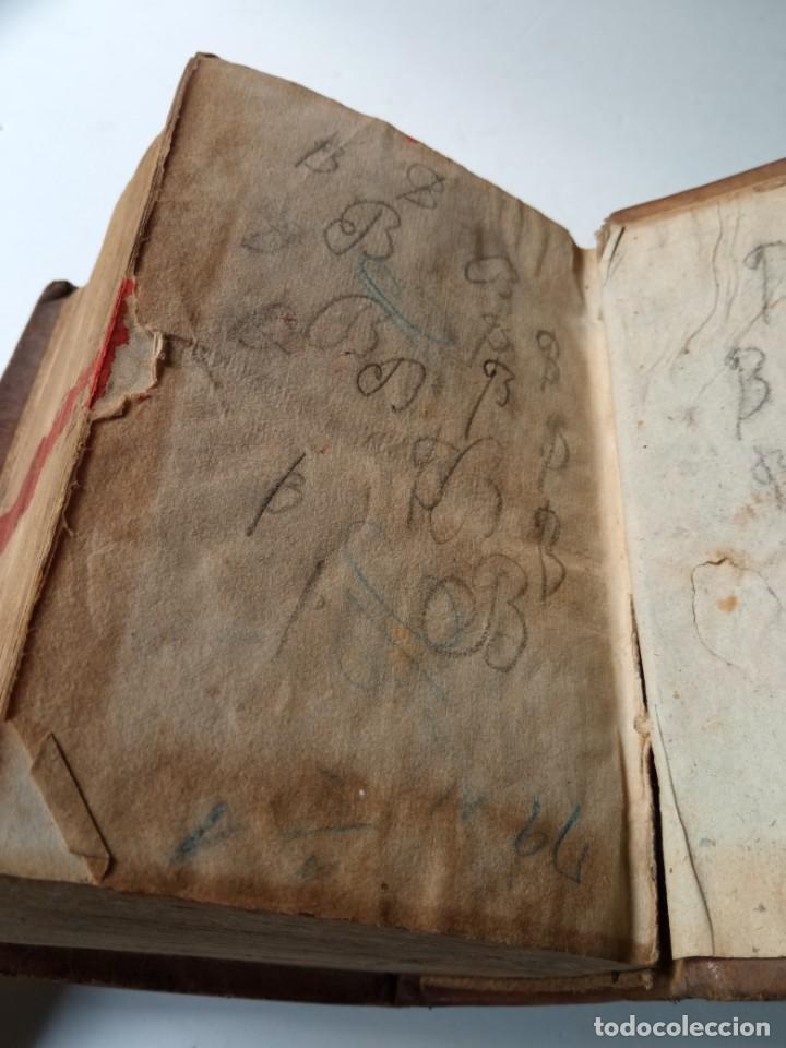 Diccionarios antiguos: ANTIGUO DICCIONARIO ESPAÑOL LATIN, LABERNIA Y ESTELLER. - Foto 9 - 220795288