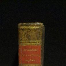 Diccionarios antiguos: DICCIONARIO MANUAL DE LA LENGUA ESPAÑOLA - 1839 - IMPRENTA DE IGUERETA. Lote 222902813