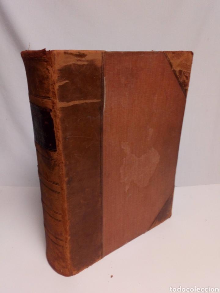 Diccionarios antiguos: Websters New international dictionary. Edición 1924 - Foto 3 - 223377963