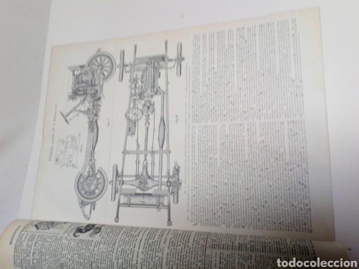 Diccionarios antiguos: Websters New international dictionary. Edición 1924 - Foto 10 - 223377963