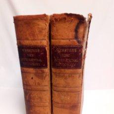 Diccionarios antiguos: WEBSTER'S NEW INTERNATIONAL DICTIONARY. EDICIÓN 1924. Lote 223377963