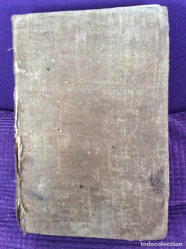 Diccionarios antiguos: Fr. Noel. GRADUS AD PARNASSUM ou nouveau dictionnaire poetique latin-francais...1869 - Foto 2 - 224030238