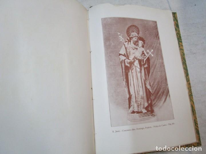 Diccionarios antiguos: GALICIA ARTISTICA EN EL SIGLO XVIII Y PRIMER TERCIO DEL XIX - JOSE COUSELO BOUZAS - SANTIAGO 1932 + - Foto 14 - 226004082