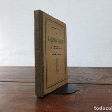 Diccionarios antiguos: DICCIONARIO PAL.LAS CASTELLANO-CATALÁN - A. ALBERT TORRELLAS - 1932, BARCELONA. Lote 226160828