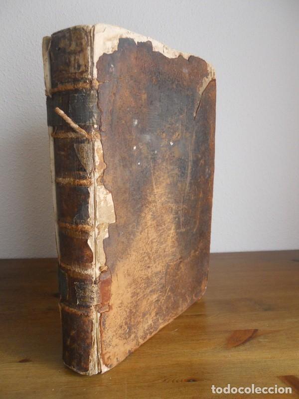 Diccionarios antiguos: DICTIONARII SIVE LINGUAE LATINAE. SECUNDA PARS. ROBERT ESTIENNE. PARIS, 1536 DICCIONARIO LATÍN - Foto 2 - 227712995
