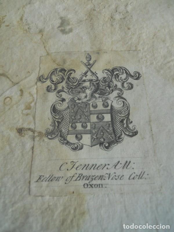 Diccionarios antiguos: DICTIONARII SIVE LINGUAE LATINAE. SECUNDA PARS. ROBERT ESTIENNE. PARIS, 1536 DICCIONARIO LATÍN - Foto 6 - 227712995