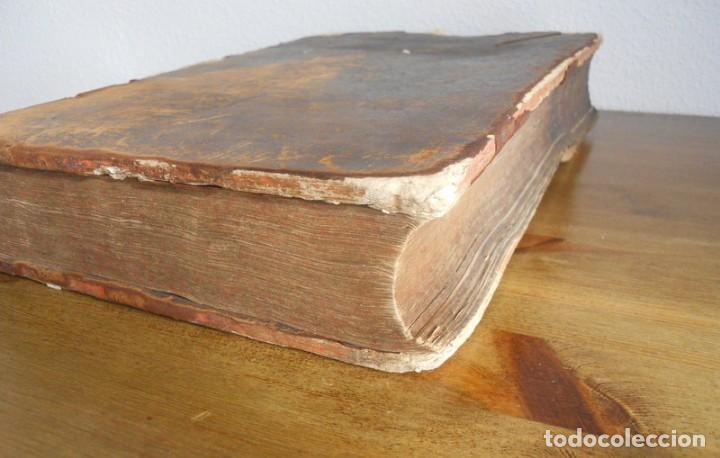 Diccionarios antiguos: DICTIONARII SIVE LINGUAE LATINAE. SECUNDA PARS. ROBERT ESTIENNE. PARIS, 1536 DICCIONARIO LATÍN - Foto 19 - 227712995
