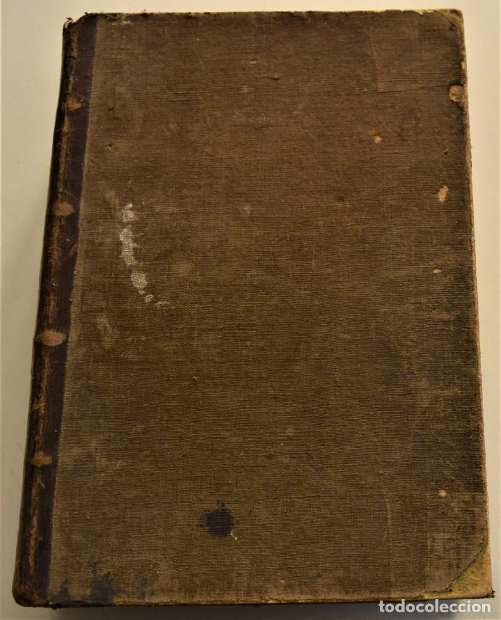 Diccionarios antiguos: DICCIONARIO GENERAL DE LA LENGUA CASTELLANA - BAJO LA DIRECCIÓN DE JOSÉ CABALLERO - MADRID 1852 - Foto 2 - 228449490