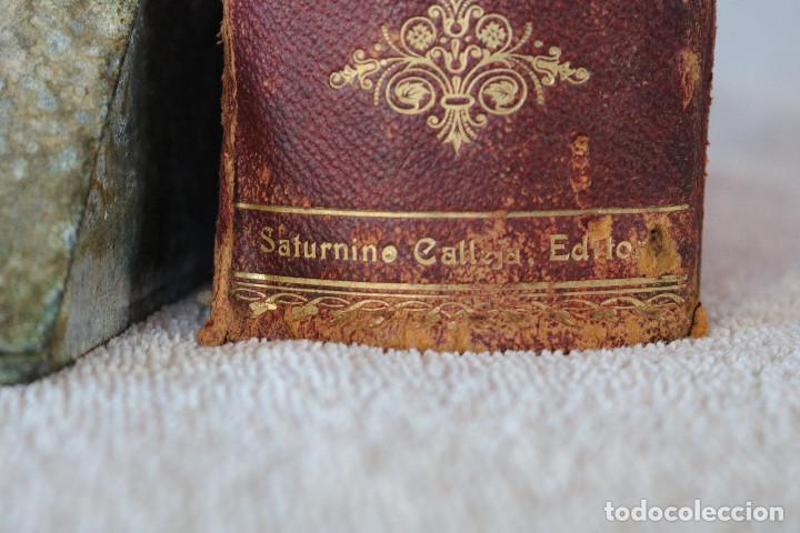 Diccionarios antiguos: DICCIONARIO COMPLETO DE LA LENGUA ESPAÑOLA - M. RODRIGUEZ-NAVAS - ED. CALLEJA 1910 - Foto 9 - 229680960