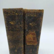 Diccionarios antiguos: COMPENDIO DICCIONARIO NACIONAL EN LENGUA ESPAÑOLA POR D. R. J. DOMÍNGUEZ 1852. Lote 230230370