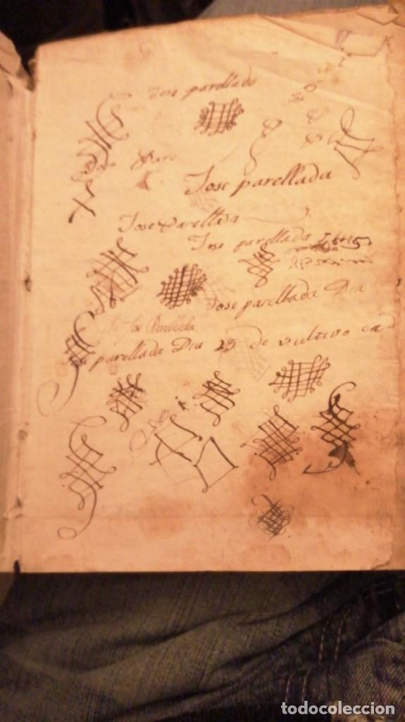 Diccionarios antiguos: THESAURUS HISPANO-LATINUS. DICCIONARIO CASTELANO-LATIN EN TAPAS DE PERGAMINO.AÑO 1831 - Foto 3 - 230404615