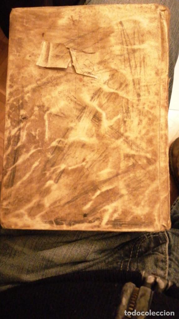 Diccionarios antiguos: THESAURUS HISPANO-LATINUS. DICCIONARIO CASTELANO-LATIN EN TAPAS DE PERGAMINO.AÑO 1831 - Foto 4 - 230404615