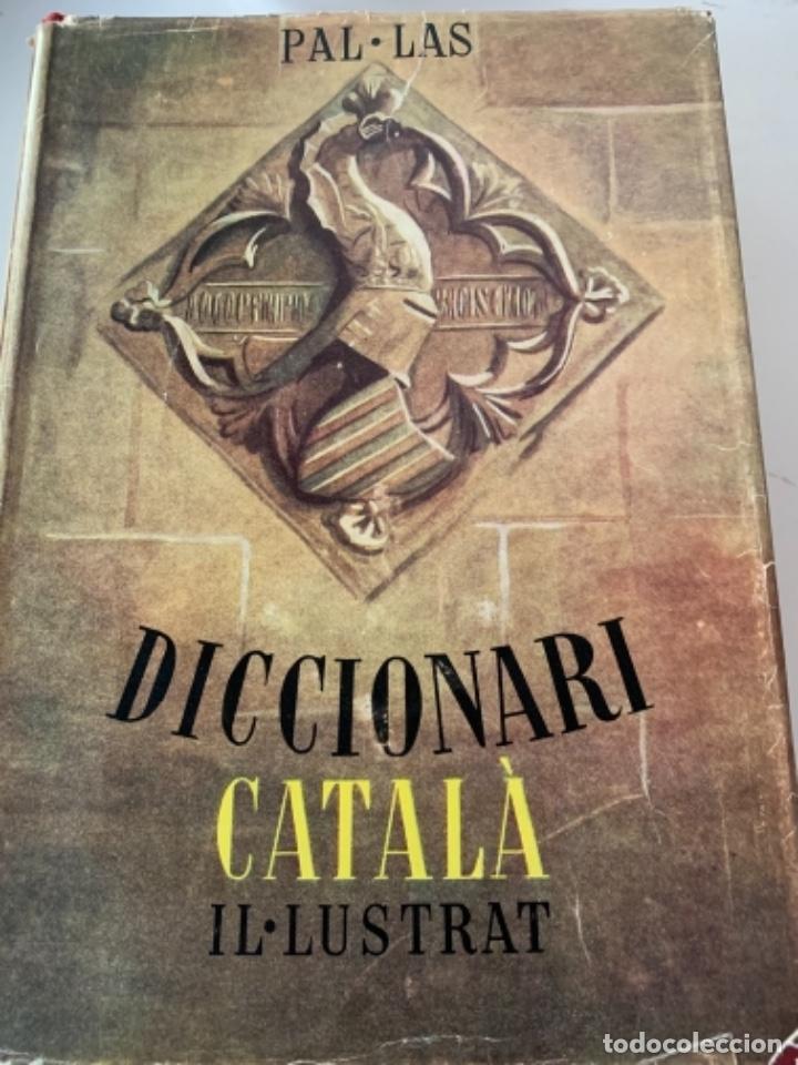 DICCIONARI CATALÀ IL•LUSTRAT (CAJ 3) (Libros Antiguos, Raros y Curiosos - Diccionarios)