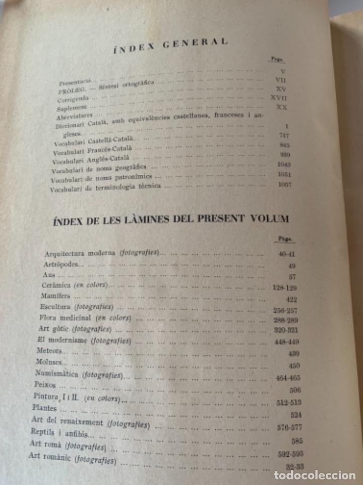 Diccionarios antiguos: Diccionari Català Il•lustrat (CAJ 3) - Foto 2 - 230546320