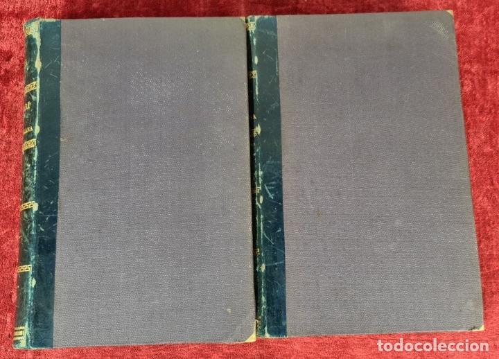 Diccionarios antiguos: DICCIONARI DE LA LLENGUA CATALANA. PERE LABERNIA. ESPASA HERMANOS. 2 VOL. 1864. - Foto 6 - 230684625