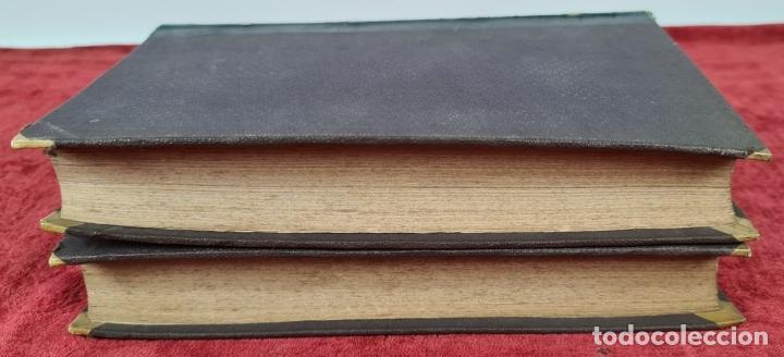 Diccionarios antiguos: DICCIONARI DE LA LLENGUA CATALANA. PERE LABERNIA. ESPASA HERMANOS. 2 VOL. 1864. - Foto 7 - 230684625