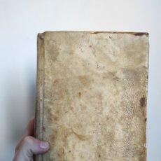 Diccionarios antiguos: 1818. DICTIONARIUM MANUALE LATINO HISPANIUM. STEPHANO XIMENEZ. TYP. REGIA.. Lote 231980050