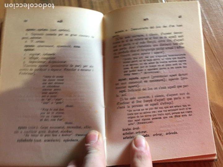Diccionarios antiguos: Antiguo libro diccionari de barberismes Català modern año 1930 por Emili Vallés - Foto 3 - 233038471