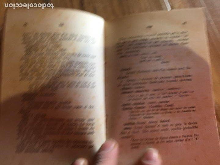 Diccionarios antiguos: Antiguo libro diccionari de barberismes Català modern año 1930 por Emili Vallés - Foto 4 - 233038471