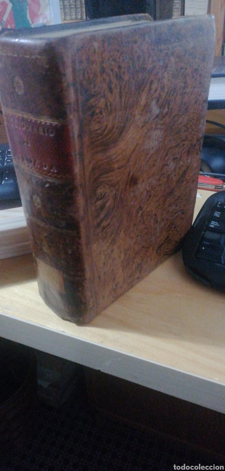 NUEVO DICCIONARIO ESPAÑOL-FRANCÉS.NÚÑEZ Y TABOADA. 1820. IMPRENTA DE SANCHA PASTA ESPAÑOLA (Libros Antiguos, Raros y Curiosos - Diccionarios)